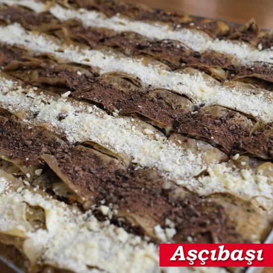 Soğuk Baklava ( Fıstıklı Çikolatali )
